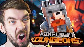New Minecraft Game   Minecraft Dungeons