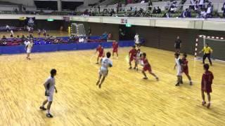 ハンドボール 東海大会決勝春日丘vs市岐商1