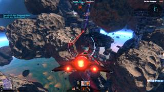 "Star Conflict BETA - fast gameplay conquest ""Hevy Frigate"""
