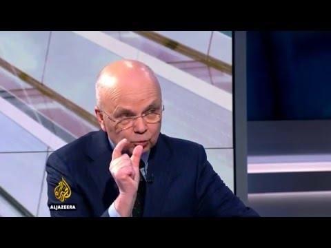 Michael Hayden on Snowden, surveillance and NSA - UpFront