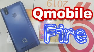 Qmobile Fire unBoxing & review (Blue) in urdu/hindi - (12,500 Rs) - iTinbox