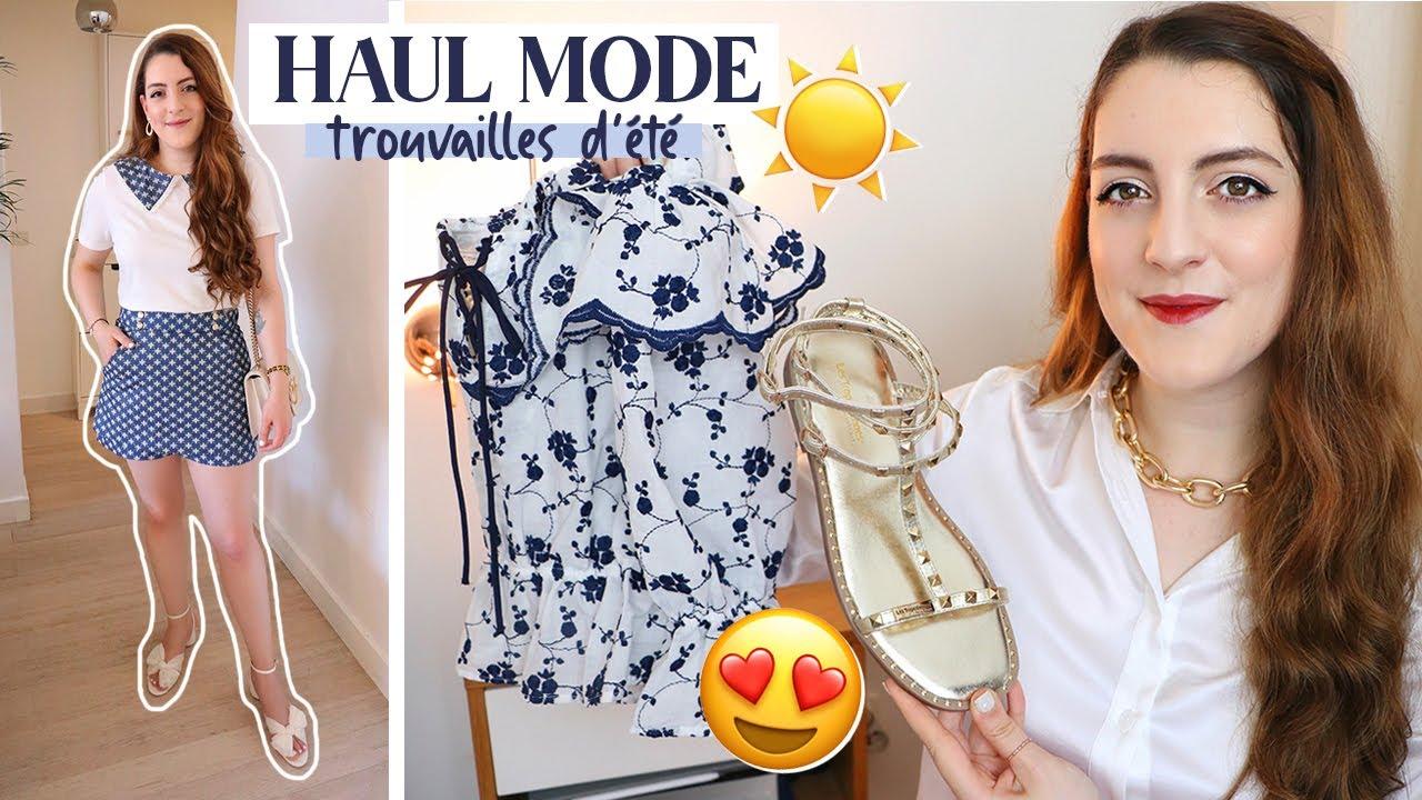 HAUL MODE : craquages pour l'été ! ☀️ Zara, H&M, LilySilk... : que des pépites ! 🥰 | LOdoesmakeup