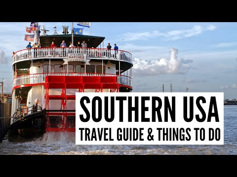 Southern USA Travel Guide - Top Things to See and Do - Tour