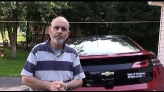 Chevy Volt one year owner interview