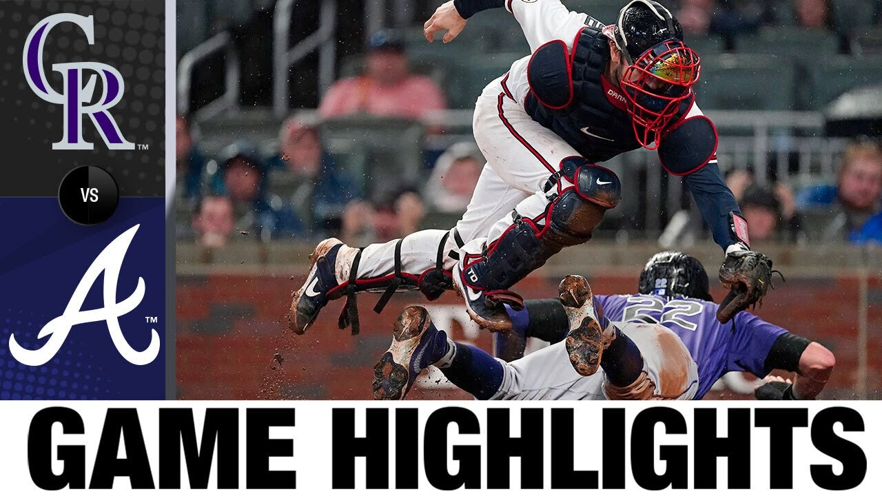Download Rockies vs. Braves Game Highlights (9/15/21) | MLB Highlights