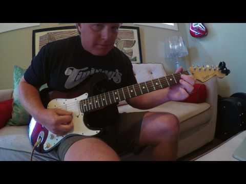 Dire Wolf - Grateful Dead - Guitar Lesson