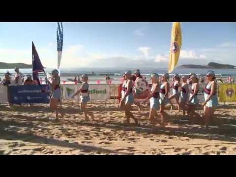 2014 NSW Surf Life Saving Championships - Segment 1