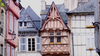 Finistère, fin de la terre : découvrez le patrimoine de Quimper