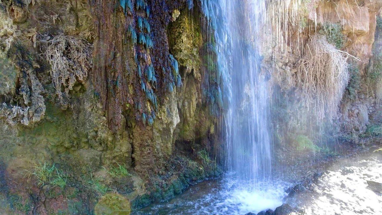 Ruta cascada de Chindia en Tenerife