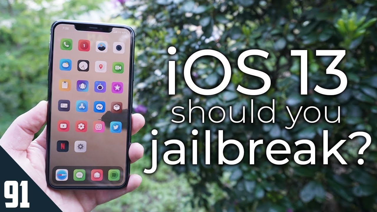 Jailbreaking In 2020 Is It Worth It Ios 13 Unc0ver Jailbreak Youtube