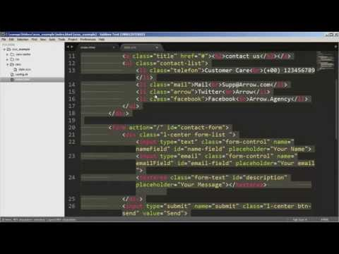HTML to CSS/SASS/LESS Online Converter