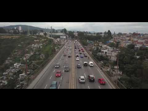 Puente del Incienso, Guatemala.