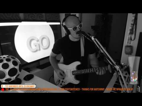 Scene of Action - Live Performance of Except For You (from the album HYPE!) on Twitch