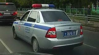 ДПС Тверь.Полицейский разворот(, 2015-08-17T10:48:31.000Z)