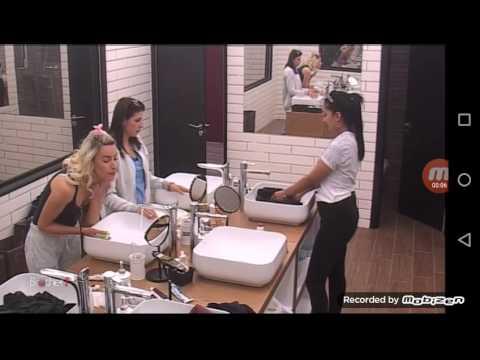 Big Brother 9 (21 Prill) Katerina E Nxehur Me Te Gjithe
