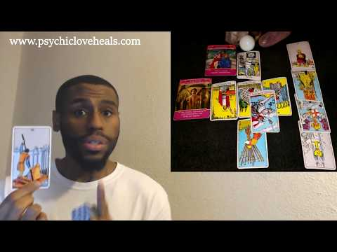 """LIBRA """"BE AWARE OF WHAT'S UNHEALTHY IN THIS"""" LOVE TAROT DECEMBER 18TH - 24TH 2017"""
