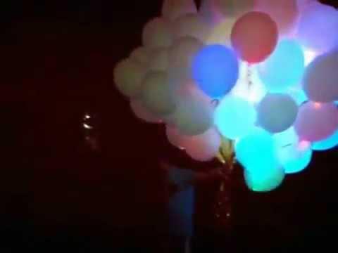 Как делали фигуру из шариков СОЛДАТ в Краснодаре -