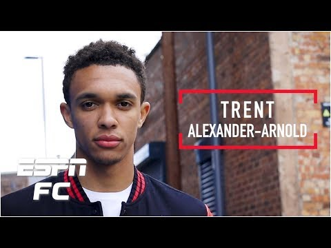 Trent Alexander-Arnold talks Liverpool roots \u0026 reflects on 'that' goal vs. Barca | Champions League