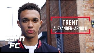 Trent Alexander-Arnold talks Liverpool roots amp reflects on 39that39 goal vs Barca  Champions League