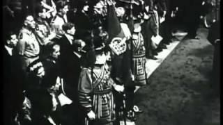 Mariage d'Elizabeth II et de Philip Mountbatten en 1947