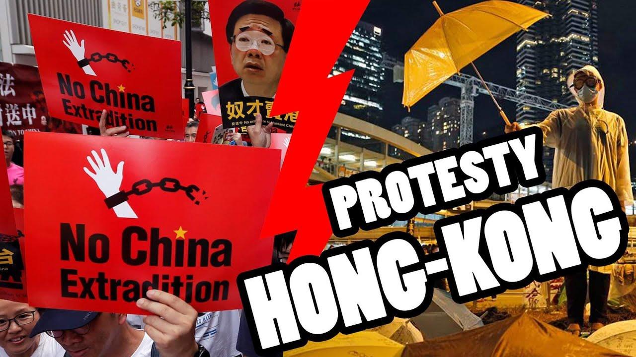 Protesty w Hong Kongu - WSZYSTKO co musisz WIEDZIEĆ