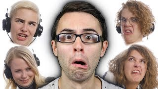 Stevie T Reacts to Women Reacting to Stevie T!