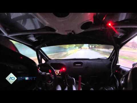 C.I. WRC - RALLY TROFEO ACI COMO OBC SOSSELLA 17/10/2015