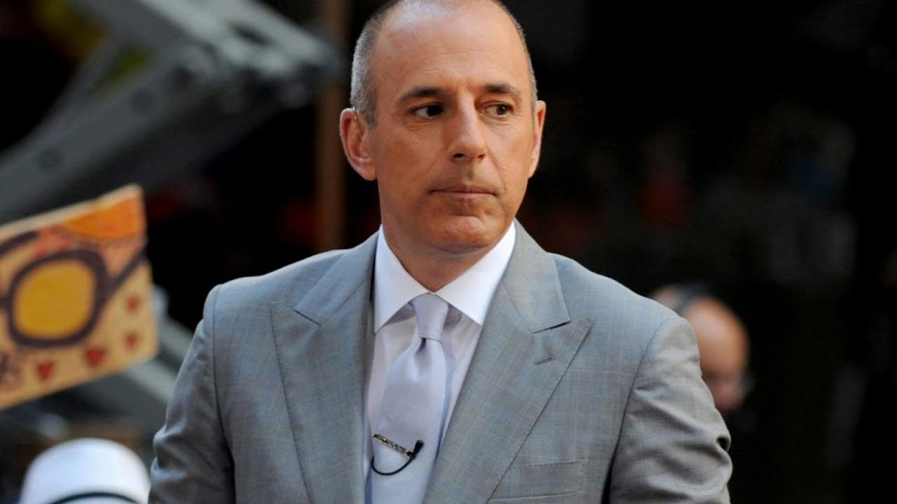 Matt Lauer responds to rape allegation from Ronan Farrow's 'Catch ...