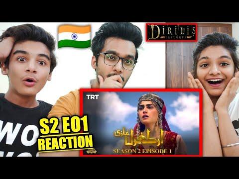 Download Ertugrul Ghazi Urdu Reaction   Ertugrul Ghazi Season 2 Episode 1 Reaction   Ertugrul Ghazi Reaction