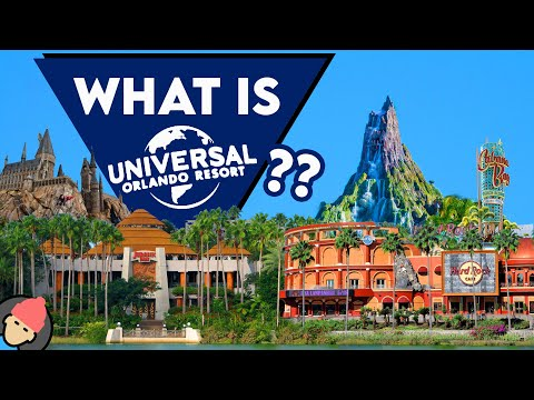 An Idiots GUIDE TO UNIVERSAL ORLANDO RESORT | 2021