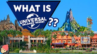 An Idiot's GUIDE TO UNIVERSAL ORLANDO RESORT | 2021