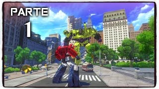 TRANSFORMERS: DEVASTATION Gameplay Español PC Parte 1 - 1080p HD 60fps