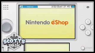 Browsing the Nintendo eShop on Nintendo 3DS