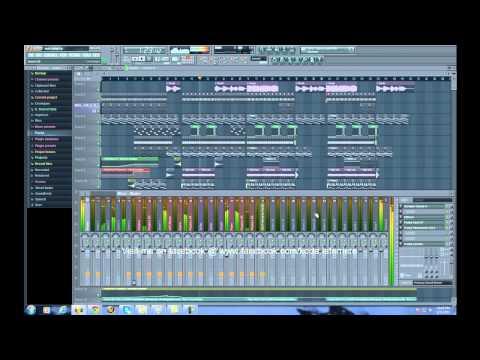 Hummingbird - Tut Tut Child Ft. Augustus Ghost (KODA Remix) (free Flp)