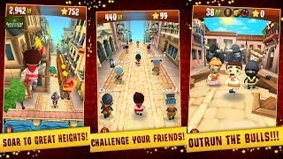 Stampede Run Preview HD 720p
