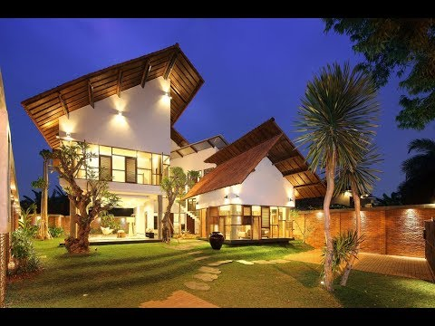 Distort House by TWS & Partners | Nested in Jakarta, Indonesia | HD
