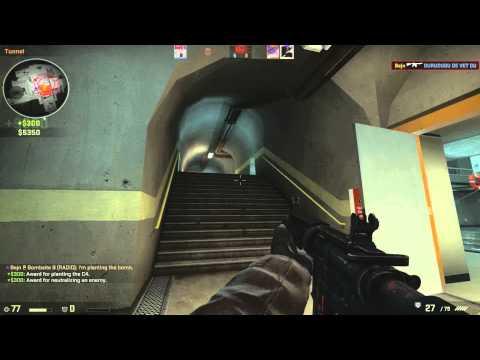 CS:GO | Abu Dhabi is unkillable
