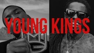 Meek Mill Type Beat (feat. Lil Wayne & Kendrick Lamar) - Young Kings