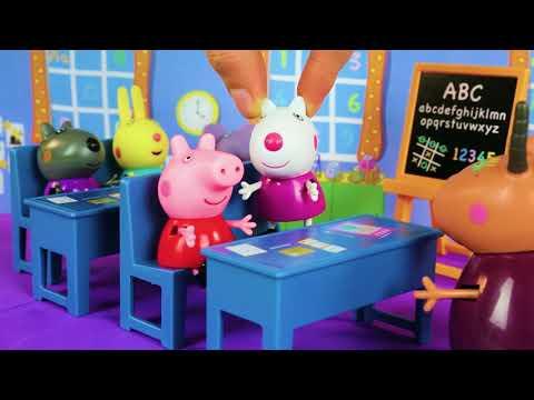 Свинка Пеппа на русском все серии подряд | Сборник выпусков с игрушками от Пеппы | Мультики