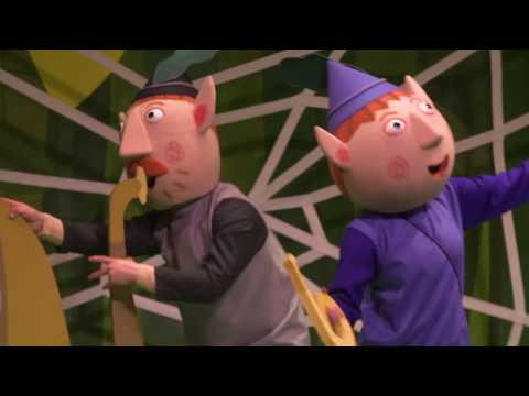 Ben & Holly's Little Kingdom Live trailer 2017 tour