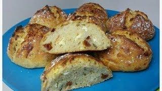 How To Make Crusty Savoury Bread Rolls