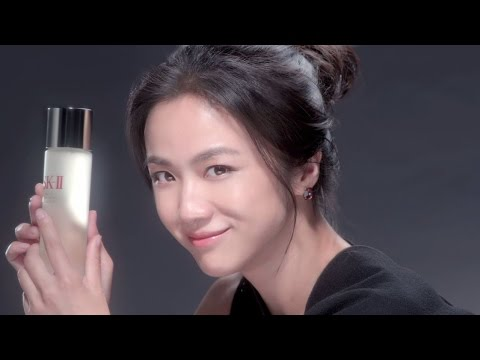 SK-II: Discover Tang Weis New Secret Weapon - YouTube
