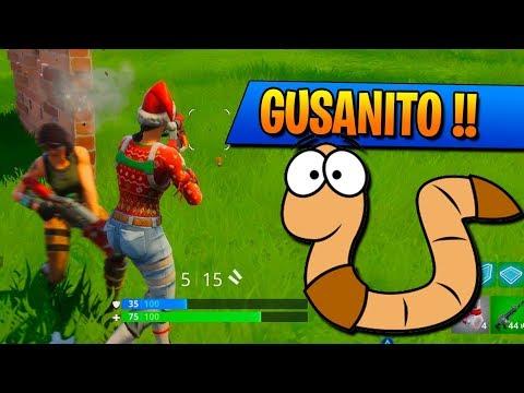 """GUSANITO"" CHALLENGE | FORTNITE: Battle Royale"