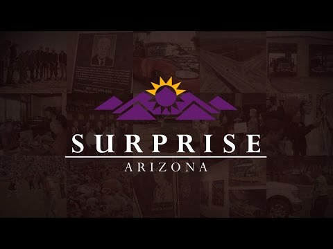 2015 City of Surprise State of the City Address video thumbnail