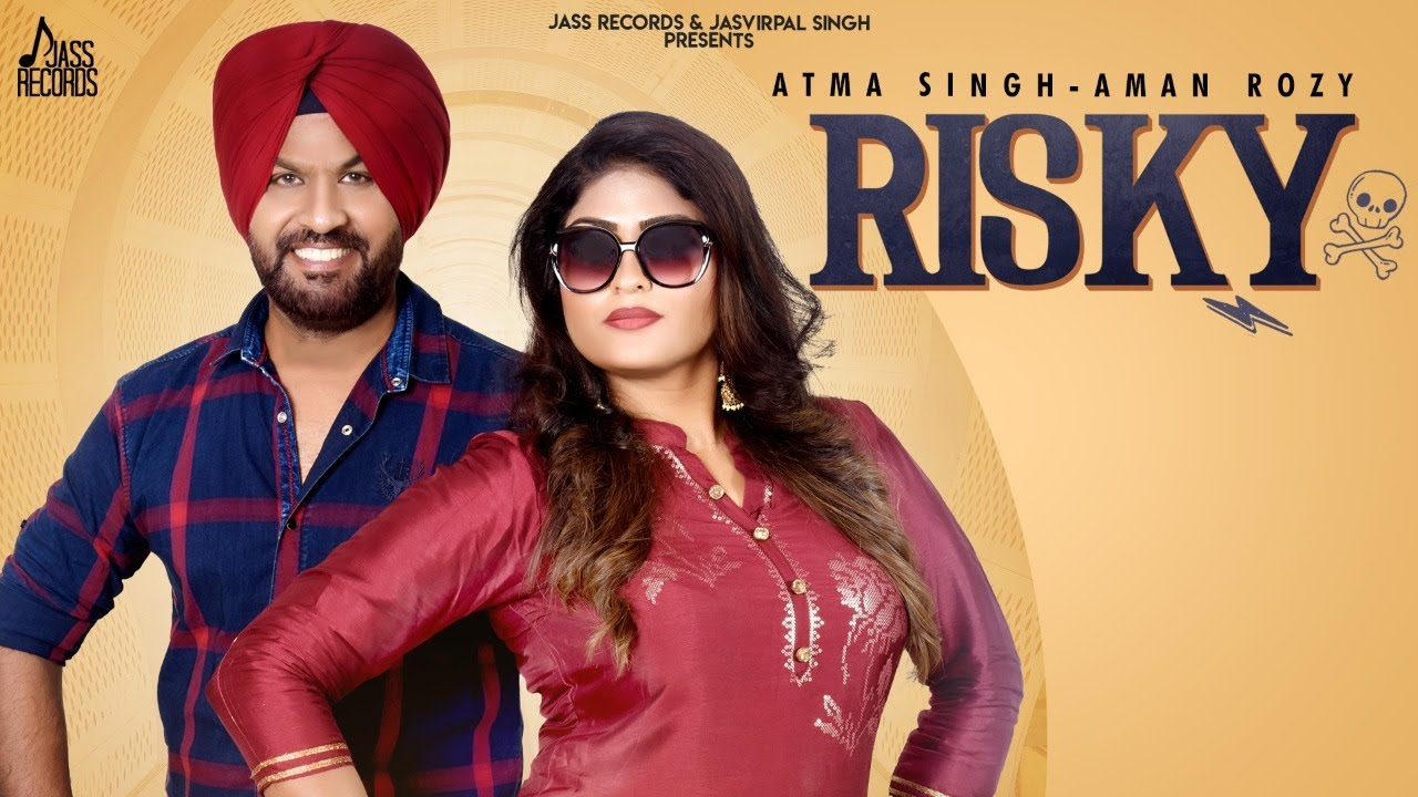 Risky | (Official Video) | Atma Singh & Aman Rozy | Latest Punjabi Songs 2020 | Jass Records