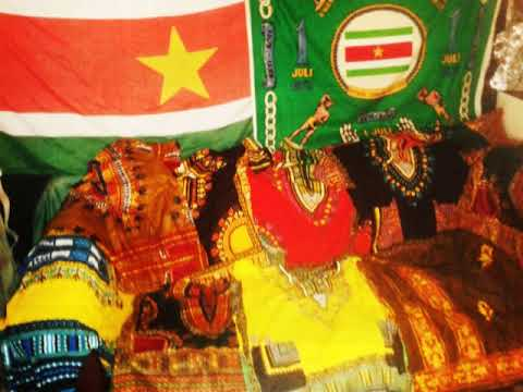 reggae from surinam suriname sranang sanaa mix by reggie koszin