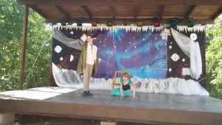 Ledové království - Letní herecká škola - 2015/2