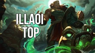 League of Legends - Illaoi Top - Full Game No Commentary