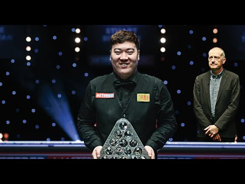 When Yan Bingtao Became Steve Davis! 🤣