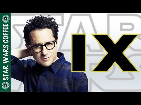 JJ Abrams on Episode IX!